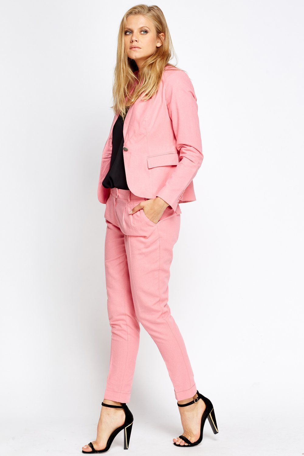 Ladies Trouser Styles | Tailored Trousers image 1