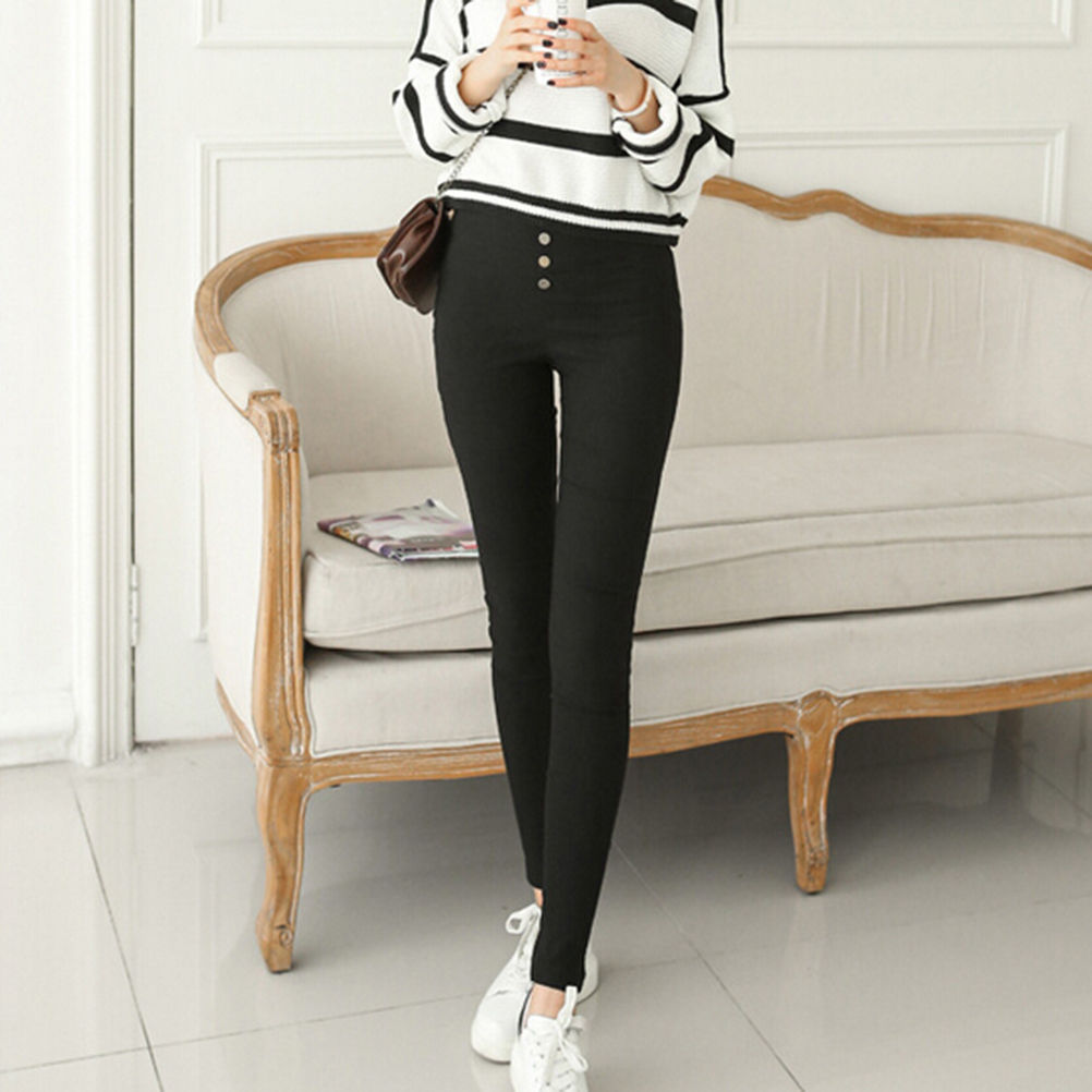 Ladies Trouser Styles | Pencil trousers image 1