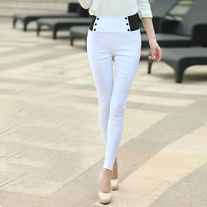Ladies Trouser Styles | Pencil trousers image 2