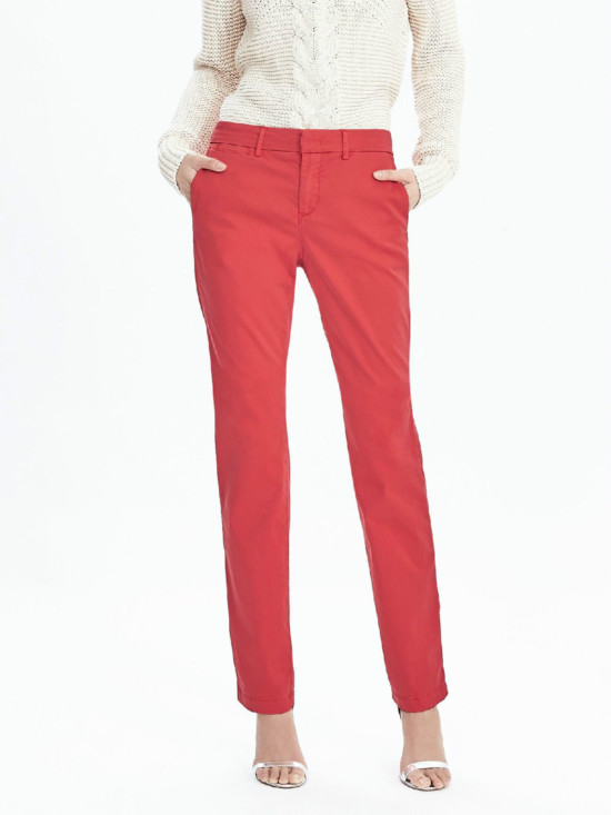 Ladies Trouser Styles | chino trousers image 2