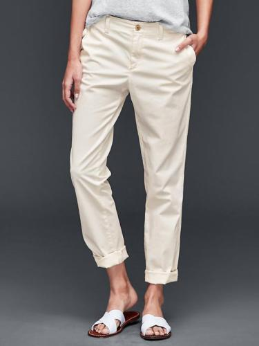 Ladies Trouser Styles | chino trousers image 1