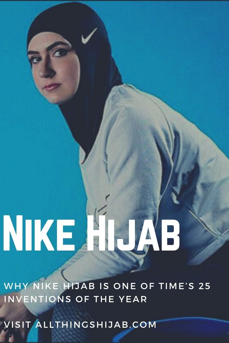 Why Nike Hijab Is One Of Time's 25 Inventions Of The Year
