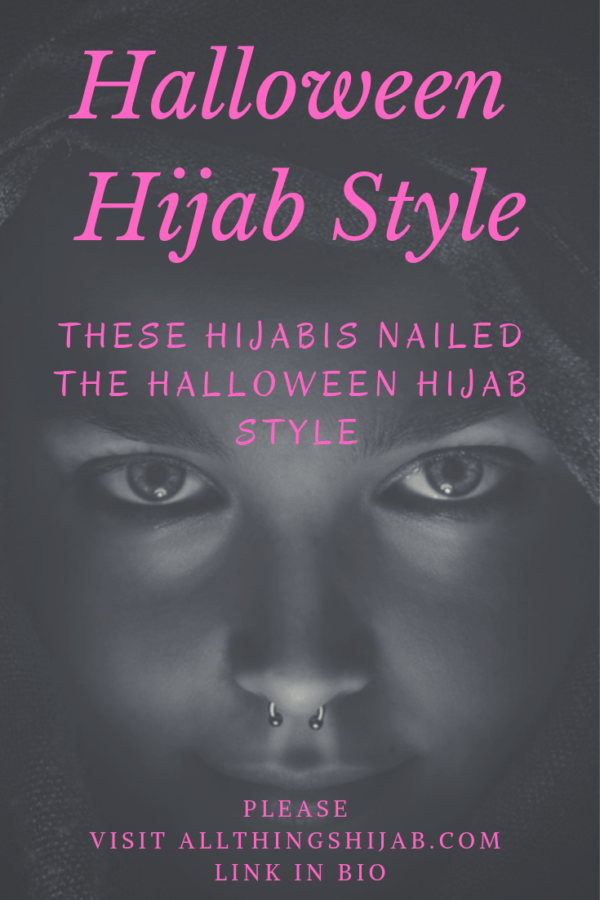 These Hijabis nailed the Halloween hijab style this year